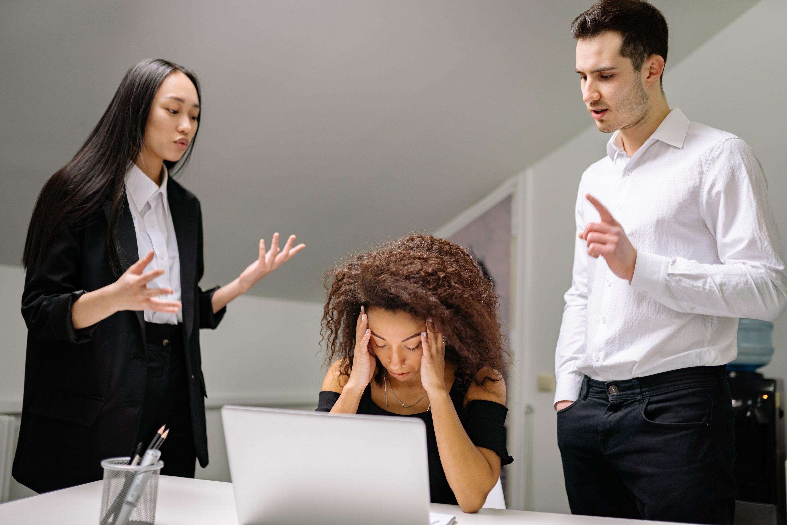 émotions au travail